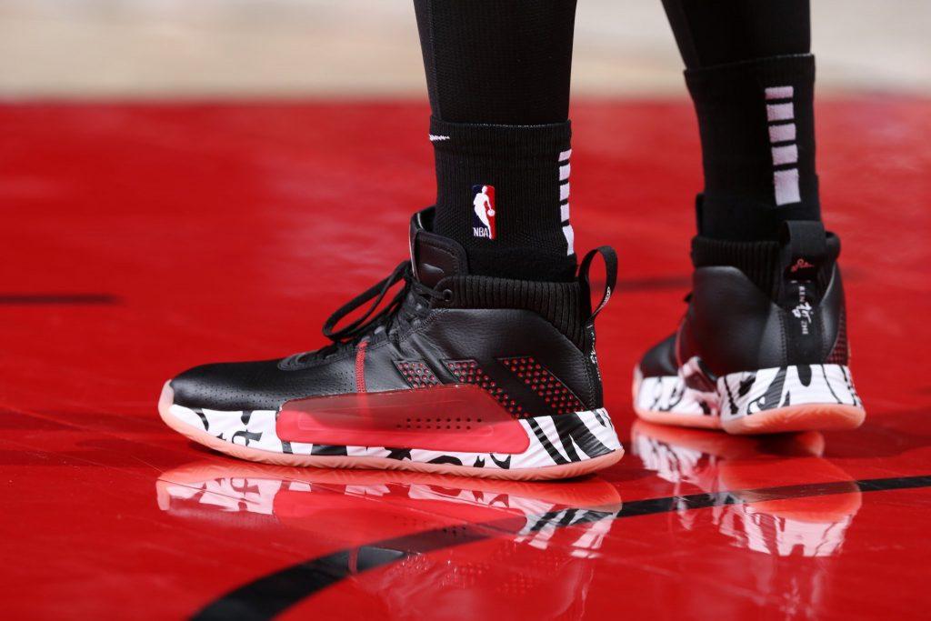 , NBA KICKS ON COURT #8