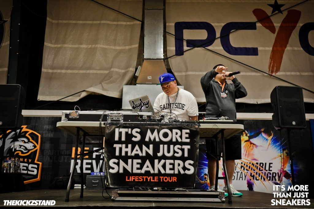 , It's More Than Just Sneakers – Sydney 2018 Recap