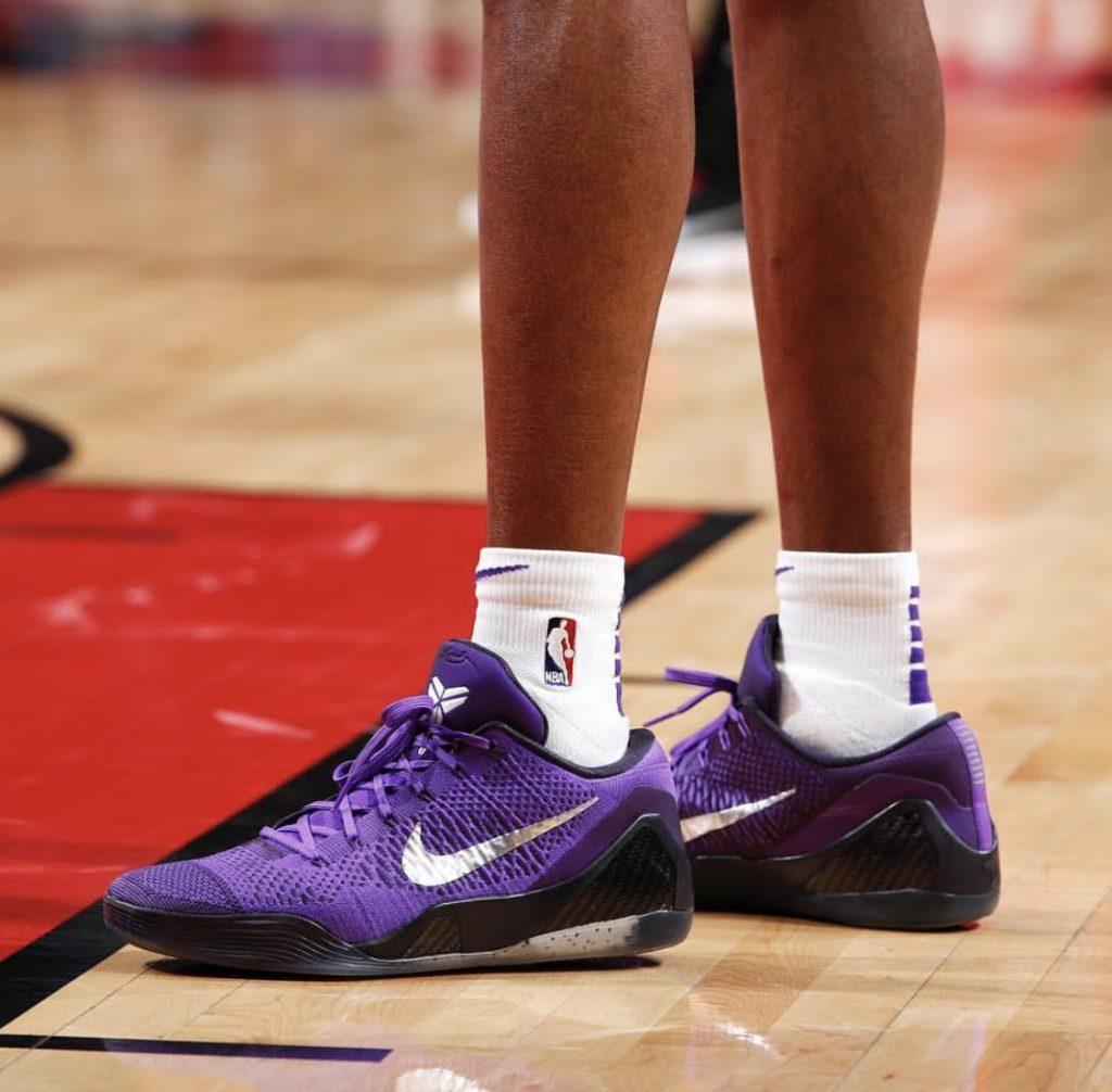 , NBA KICKS ON COURT #9