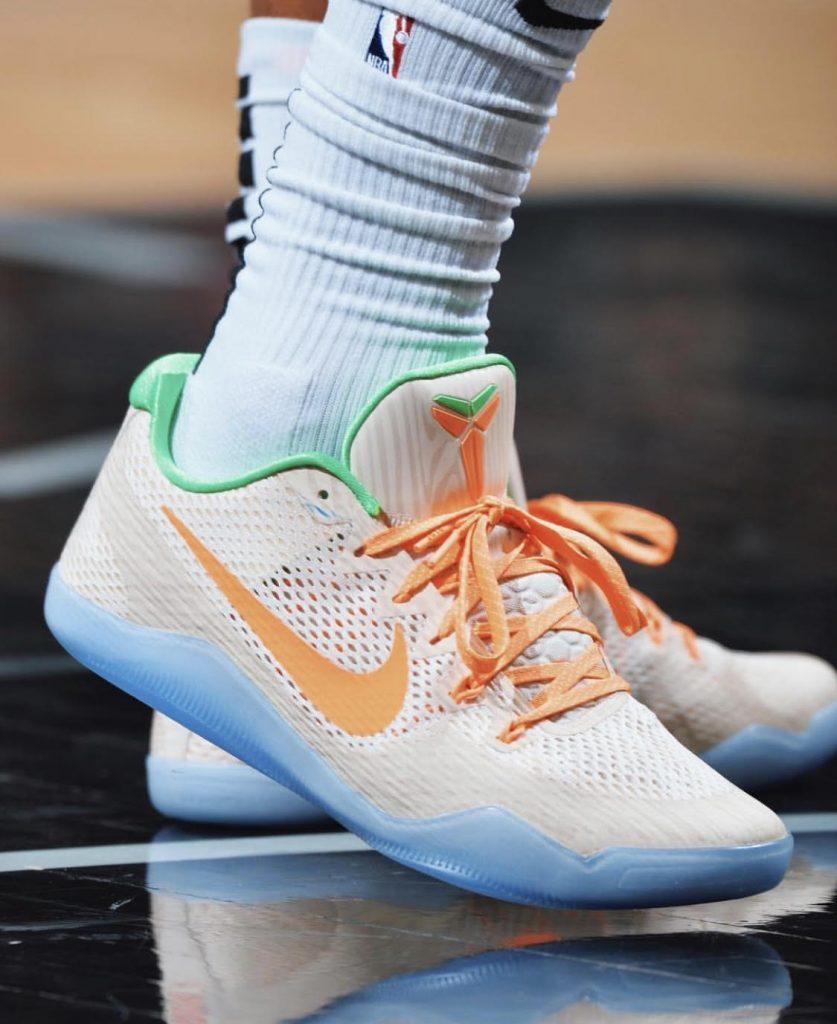 , NBA KICKS ON COURT #10