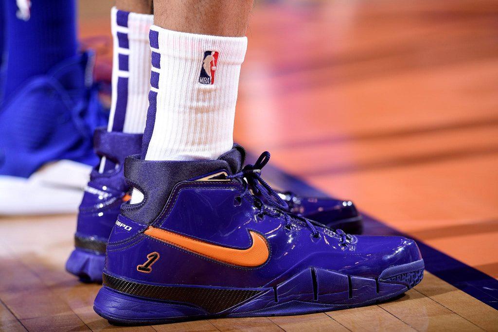 , NBA KICKS ON COURT #12