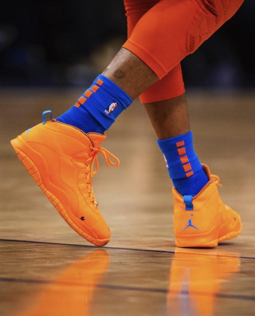 , NBA KICKS ON COURT #11