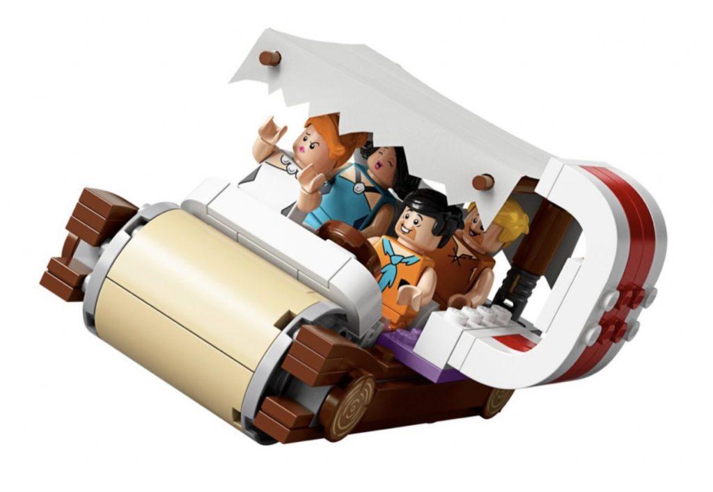 , LEGO Ideas (21316) – The Flintstones