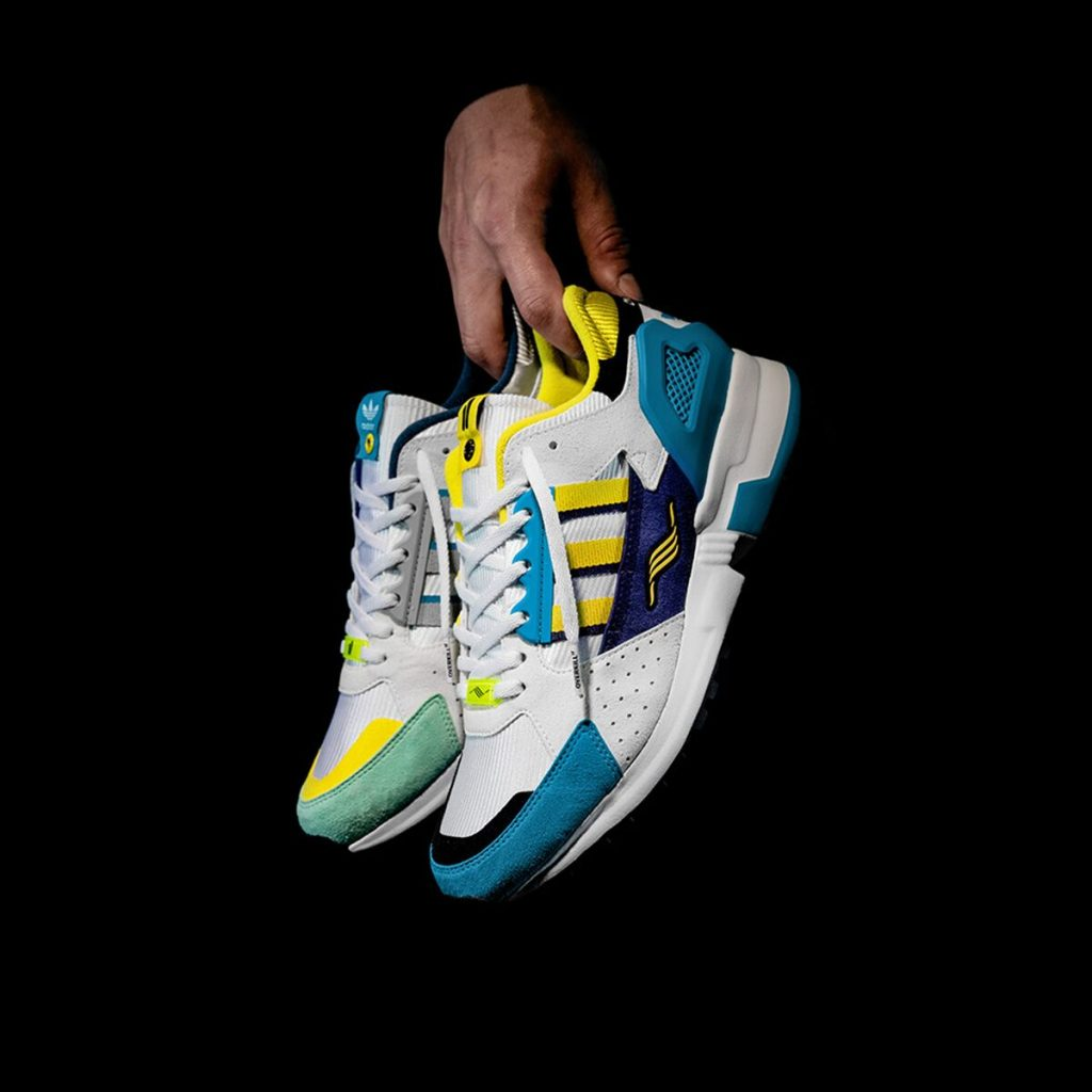 ", OVERKILL x adidas Consortium ZX 10.000 C ""I CAN IF I WANT"""
