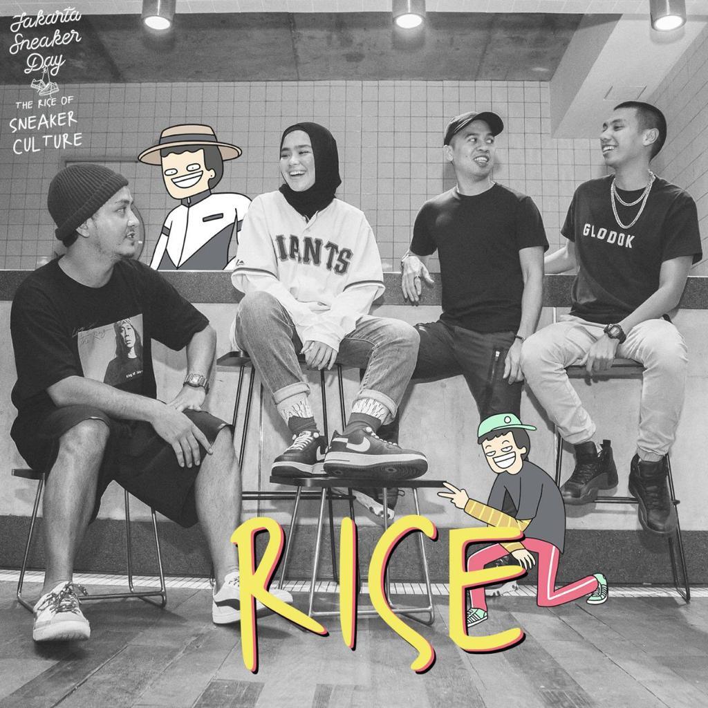 ", Jakarta ""RISE"" Up!"
