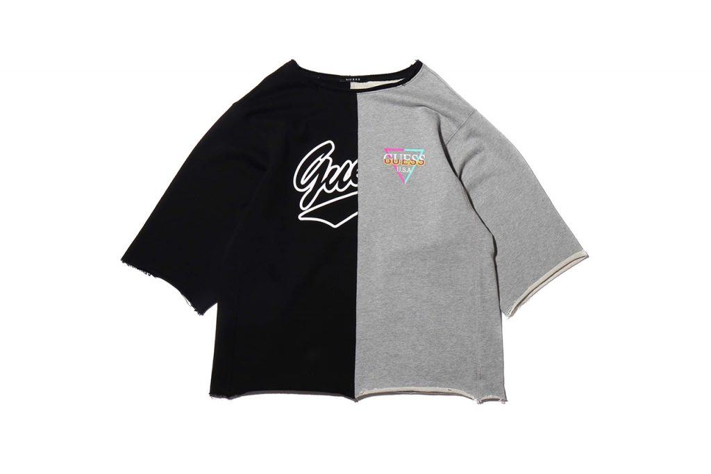 , atmos x Guess SS19 collection