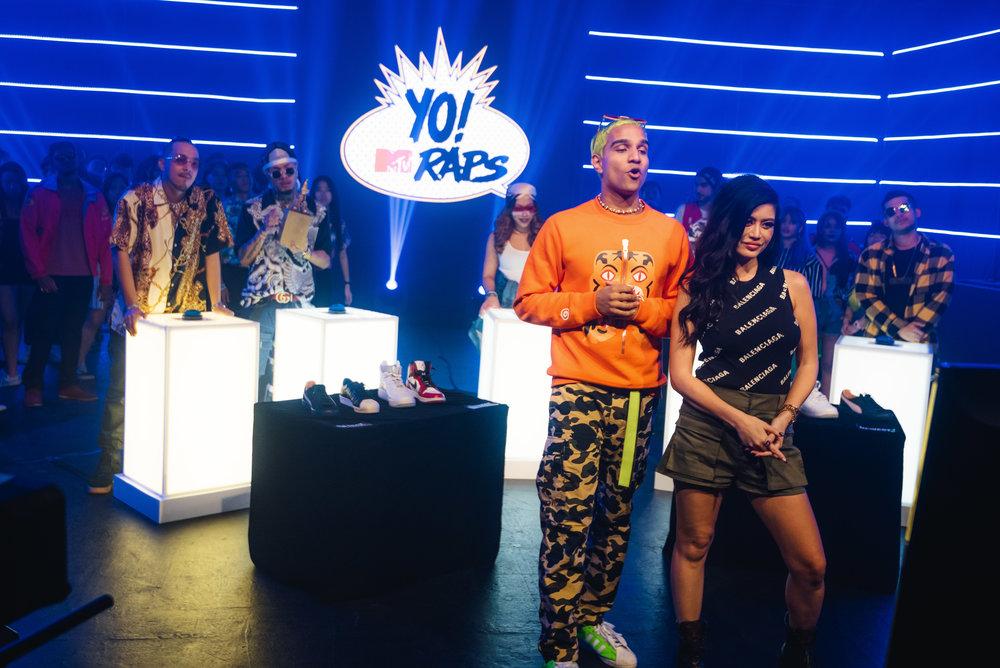 ", MTV Asia presents ""YO! MTV Raps"""