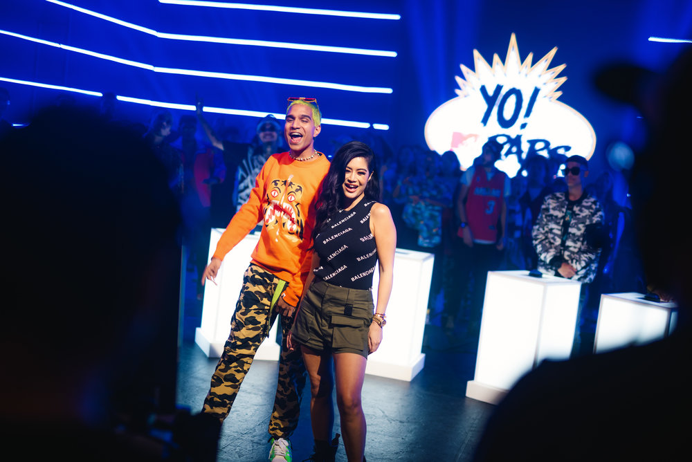 ", MTV Asia presents ""YO! MTV Raps"""