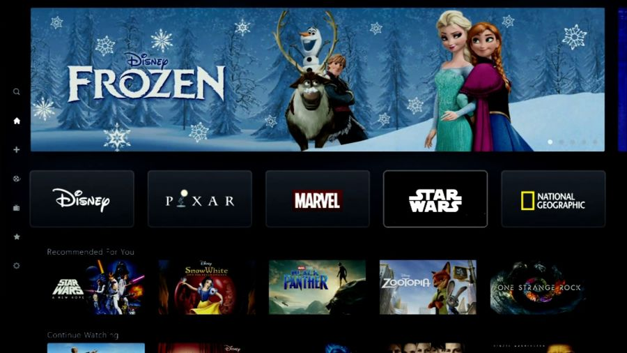 , Disney + Streaming Service Announcement Details