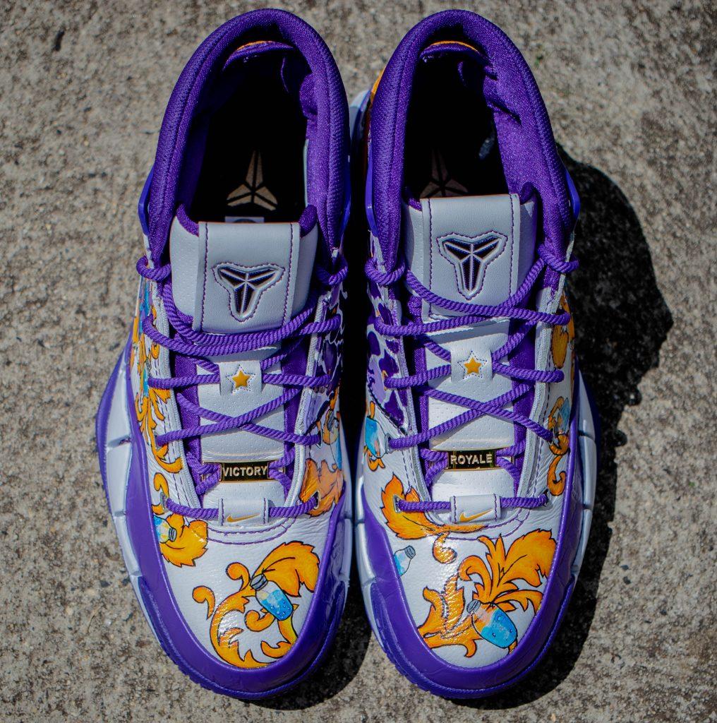 , My Story presents: Jeffrey Martinez aka El Sneaker Hefe (@grailcrew_customs)