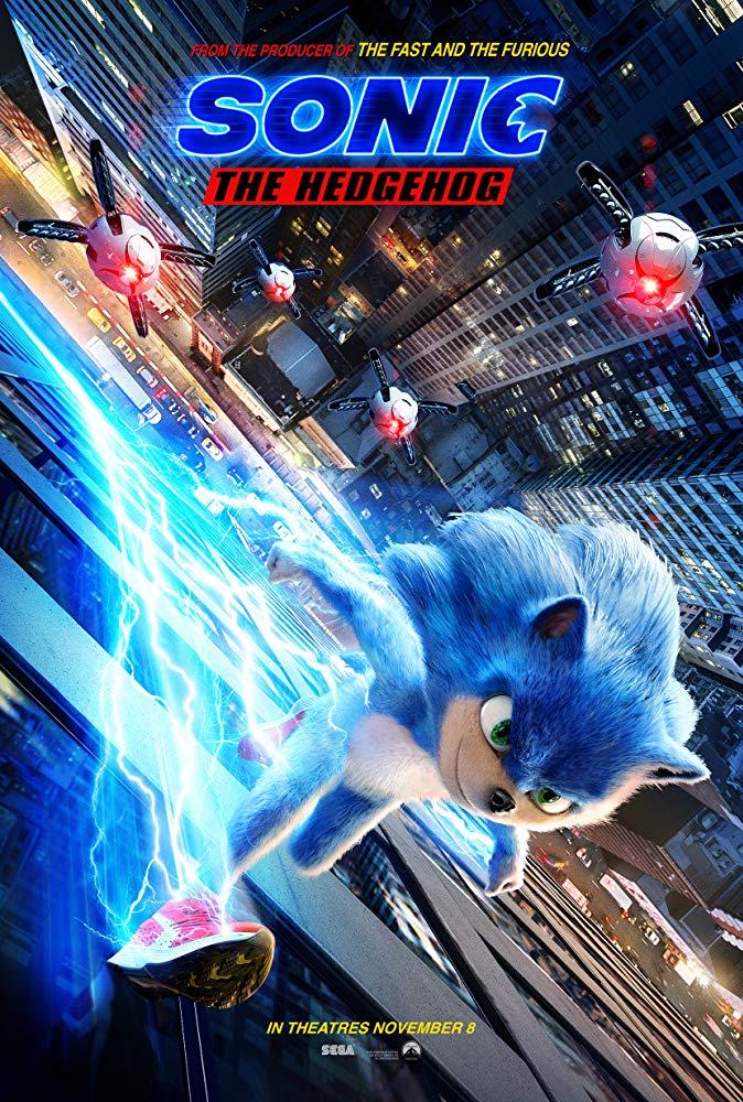 , Sonic the Hedgehog Trailer