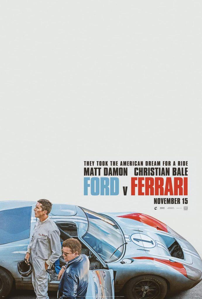 , Ford Vs Ferrari Official Trailer