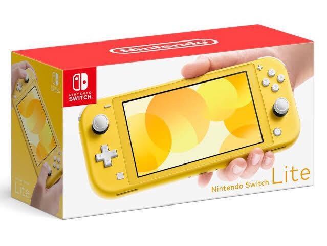 , Nintendo Switch Lite – Announced