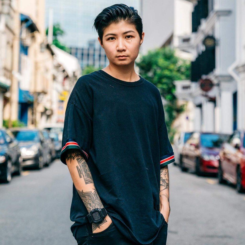 ", G-Shock x Sam Lo ""We Are Singapore"""
