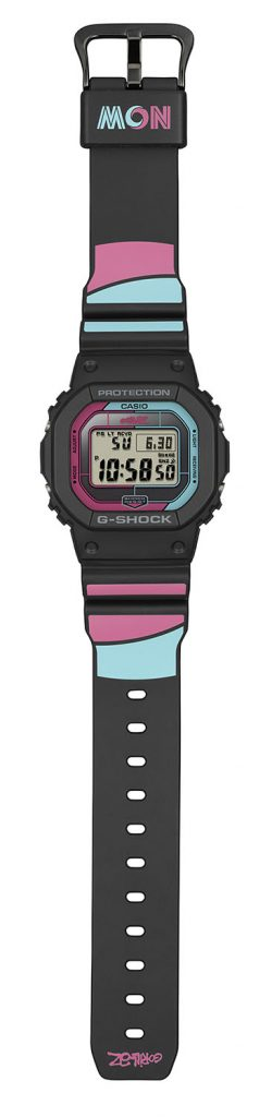 , G-SHOCK Collaborates with the World-Famous Virtual Group Gorillaz