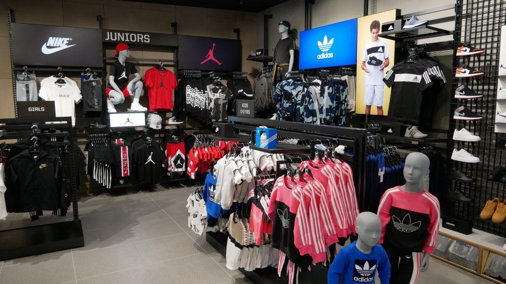 , JD Sports – Westfield Hurstville Grand Opening