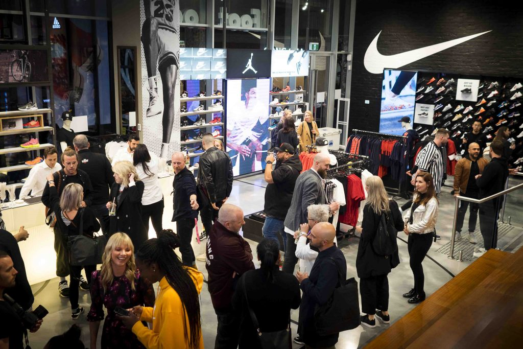 , Foot Locker Opens New Power Store in Melbourne