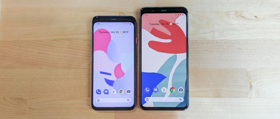 , Google Pixel 4 and Pixel 4 XL