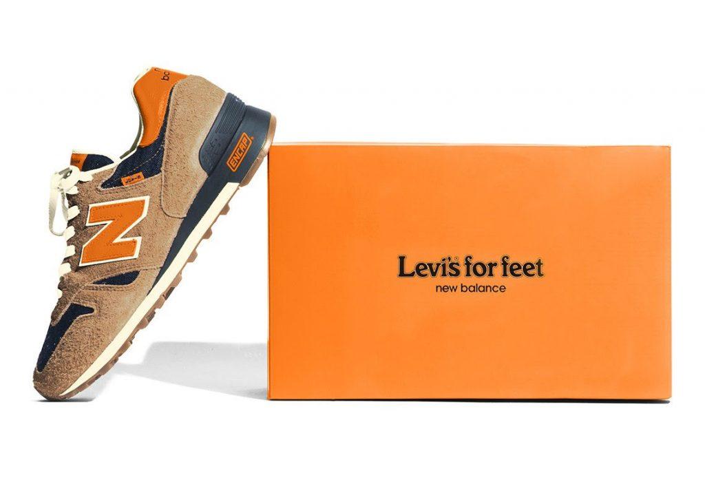 , Levi's x New Balance M1300LV