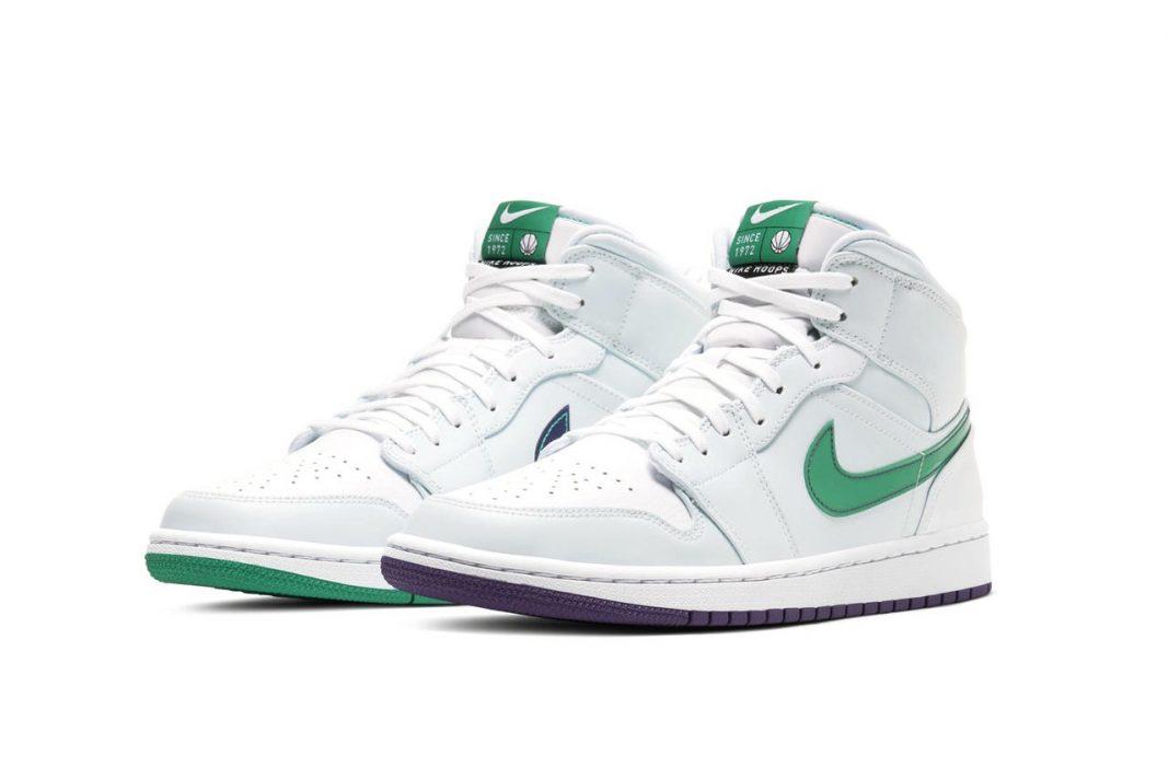 Air Jordan 1 Signature Sneaker