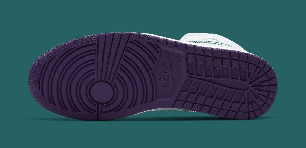 , Luka Doncic's First Air Jordan 1 Signature Sneaker