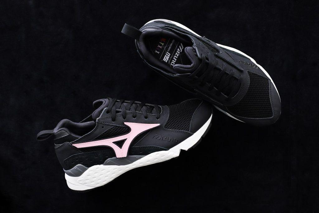 """mita sneakers Mizuno """"MTXIX"""" Collaboration, mita sneakers x Mizuno Mondo Control """"MTXIX"""" Collaboration"""