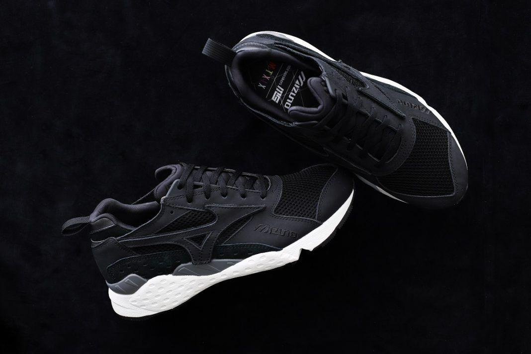 mita sneakers Mizuno Mondo collaboration