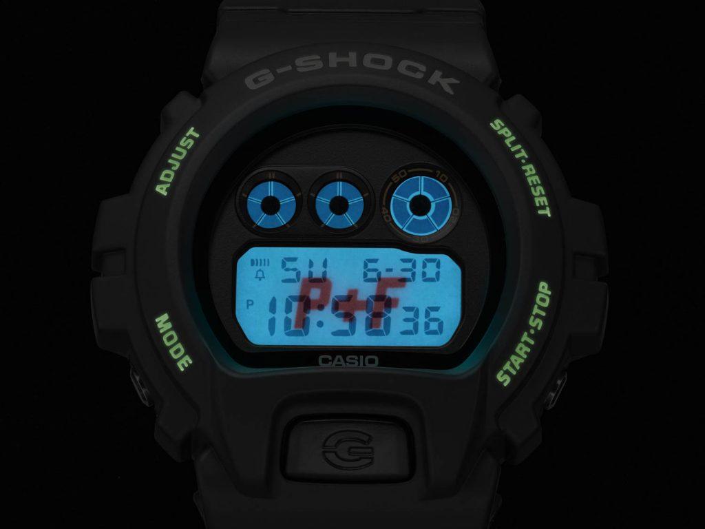 PLACES+FACES G-Shock DW-6900, PLACES+FACES G-Shock DW-6900