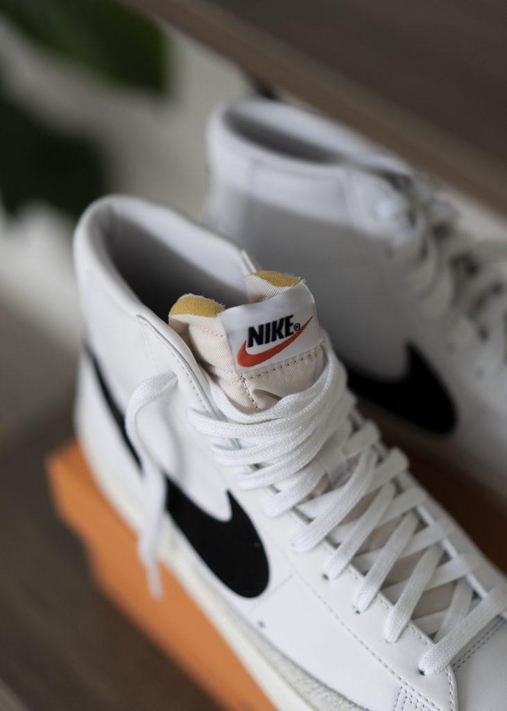 , Ageing Like Fine Wine: Nike Blazer Vintage 77′