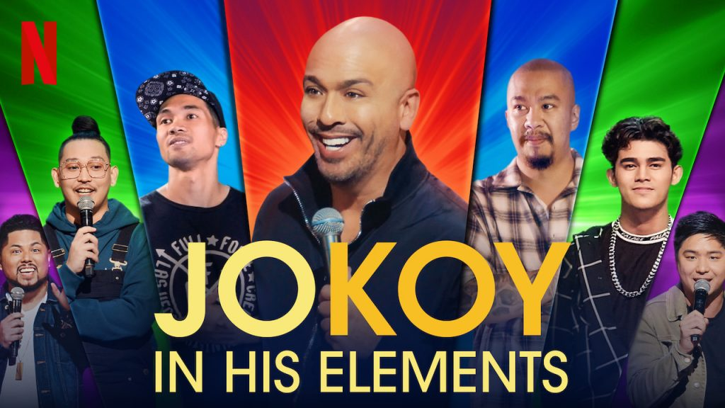 jo koy elements kayumanggi, Jo Koy In His Elements feat. Kayumanggi