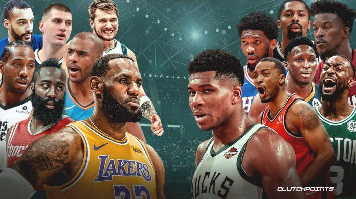NBA 16 Team Format