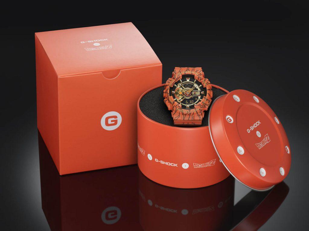 Dragon Ball Z G-Shock, Dragon Ball Z x G-SHOCK GA-110JDB