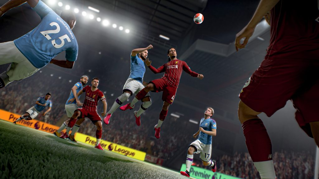 FIFA 21 Release Infomation, FIFA 21 First Look & Release Infomation