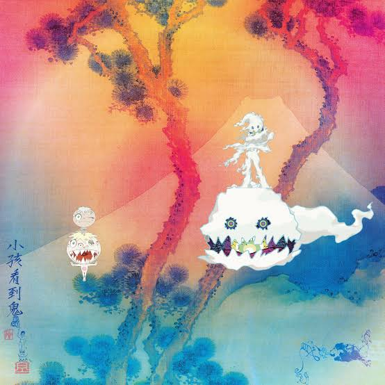 Kids See Ghosts New Animated Show, 'Kids See Ghosts' New Animated Show