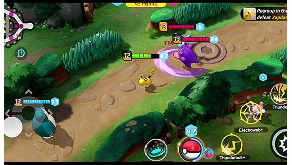 Pokémon Unite: Announced, Pokémon Unite: Announced