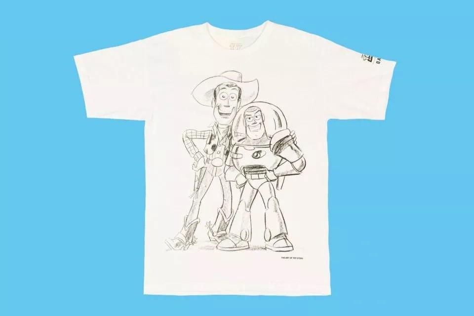 BAIT Toy Story Reebok, BAIT x Toy Story x Reebok Collaboration