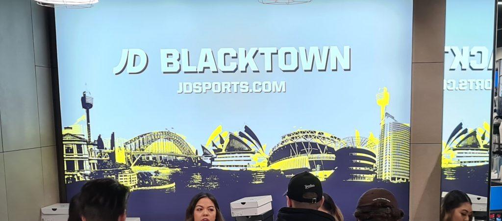 JD Sports Blacktown Opening, JD Sports Blacktown Grand Opening