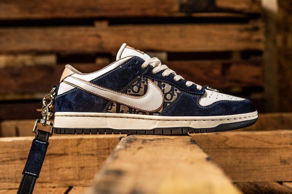 Dior Jordan Nike BESPOKEIND, Dior x Jordan 1 / SB Dunk: BESPOKE IND