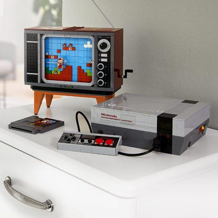 LEGO Nintendo Entertainment System 1