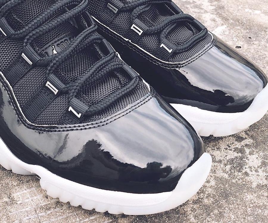 "Jordan 11 25th Anniversary, First look of the Air Jordan Retro 11 ""25th Anniversary"""