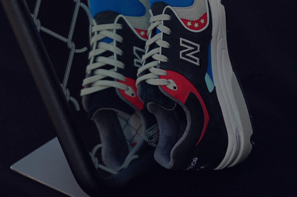 WHIZ mita New Balance, WHIZ Limited x mita sneakers x New Balance CM1700