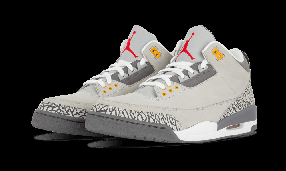 cool grey jordan 3
