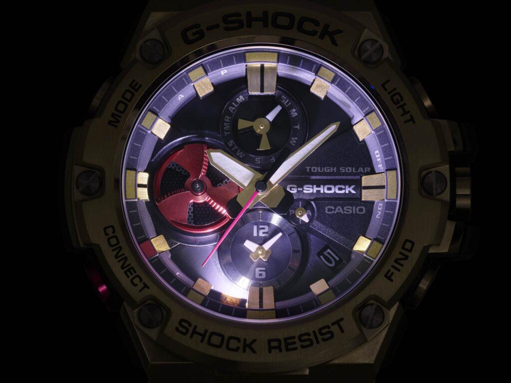 Rui Hachimura G-SHOCK, Rui Hachimura x G-SHOCK GST-B100RH