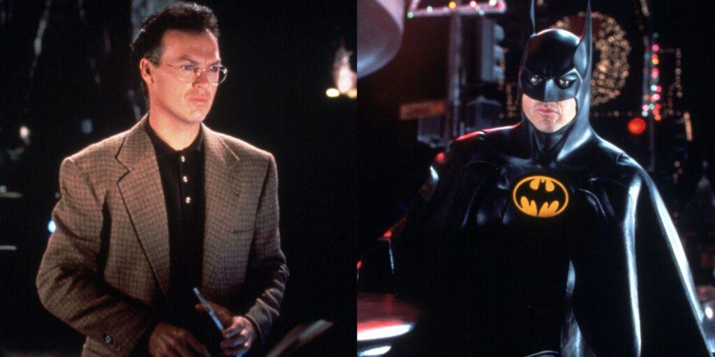Ben Affleck Michael Keaton, Ben Affleck and Michael Keaton Both Returning as Batman in Flash Movie