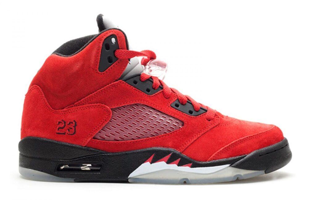 Raging Bulls Retro5 Release, Air Jordan 5 Raging Bulls Release Details