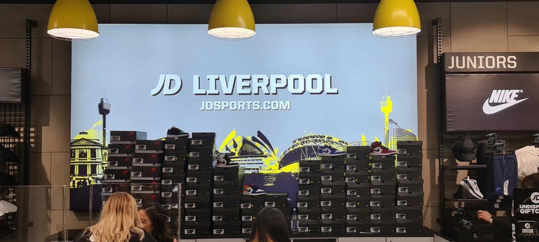 JD Sports Liverpool