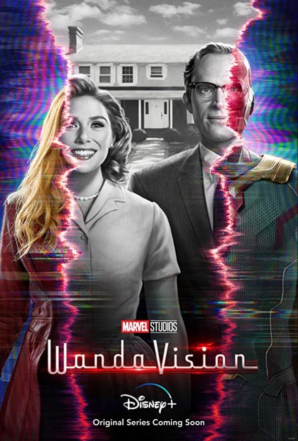 WandaVision First Look Trailer, WandaVision Official Trailer