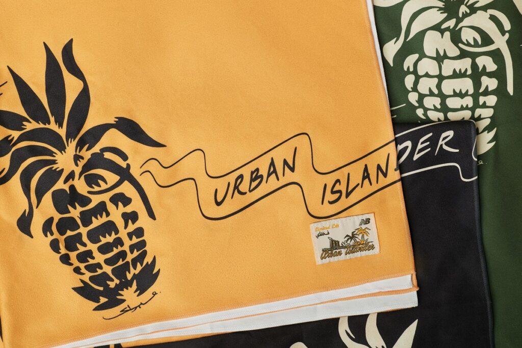 New Balance Urban Islander Collection, New Balance 'Urban Islander' Collection