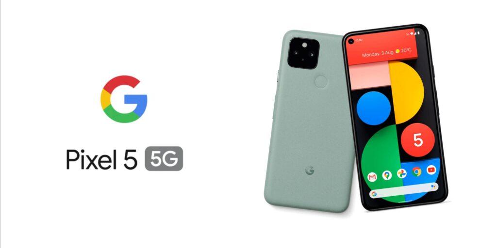 Google Pixel 5 Launch, Google Pixel 5 Launch