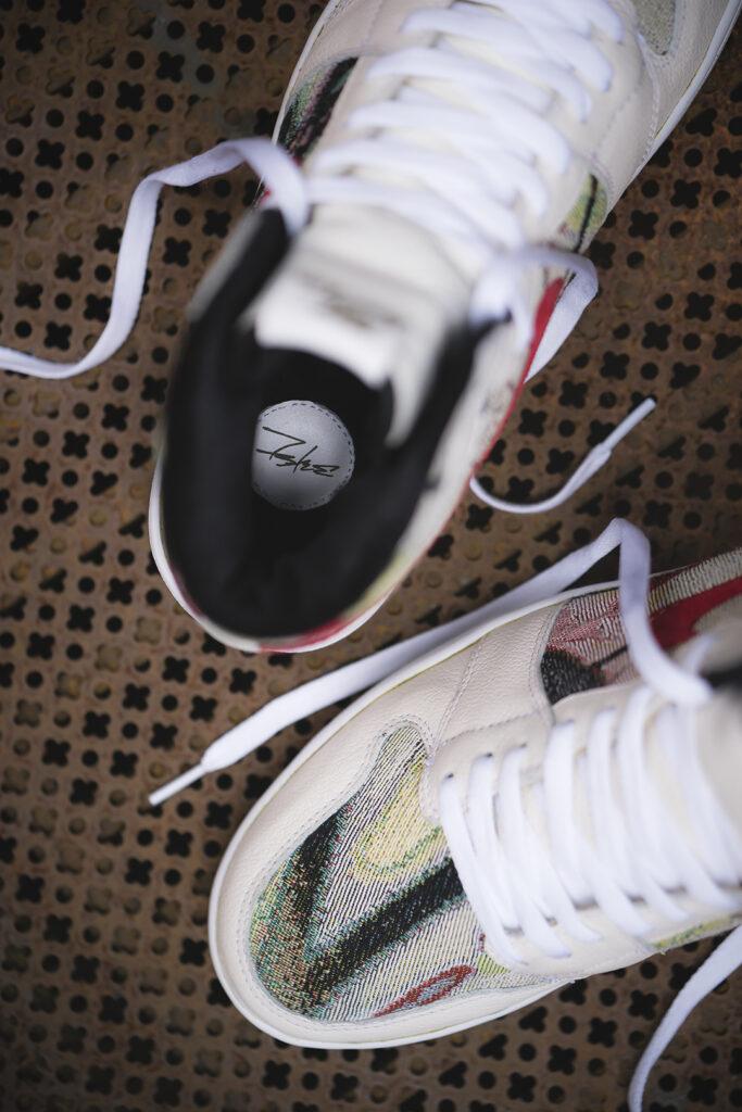 BespokeIND Air Jordan 1 'FL|OW', BespokeIND Air Jordan 1 'FL|OW'
